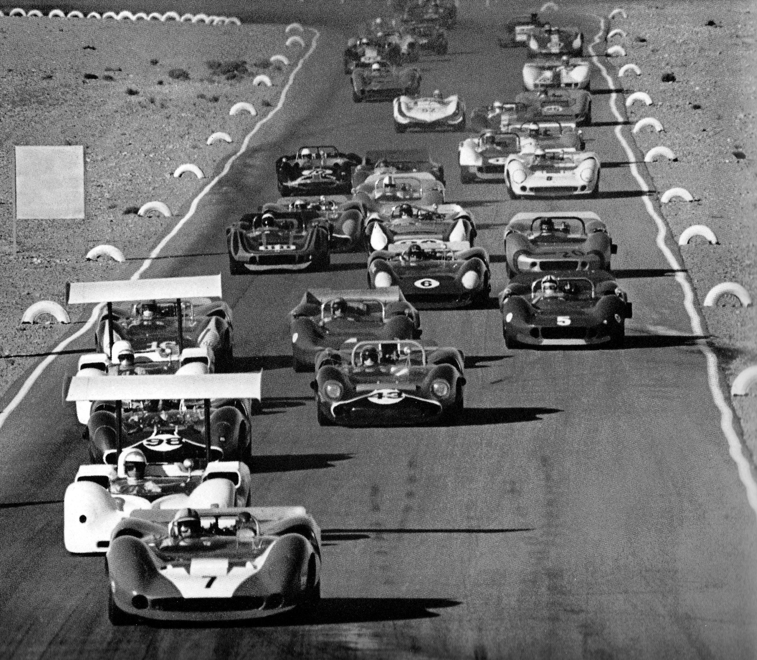John Surtees Chaparral Can-Am ...