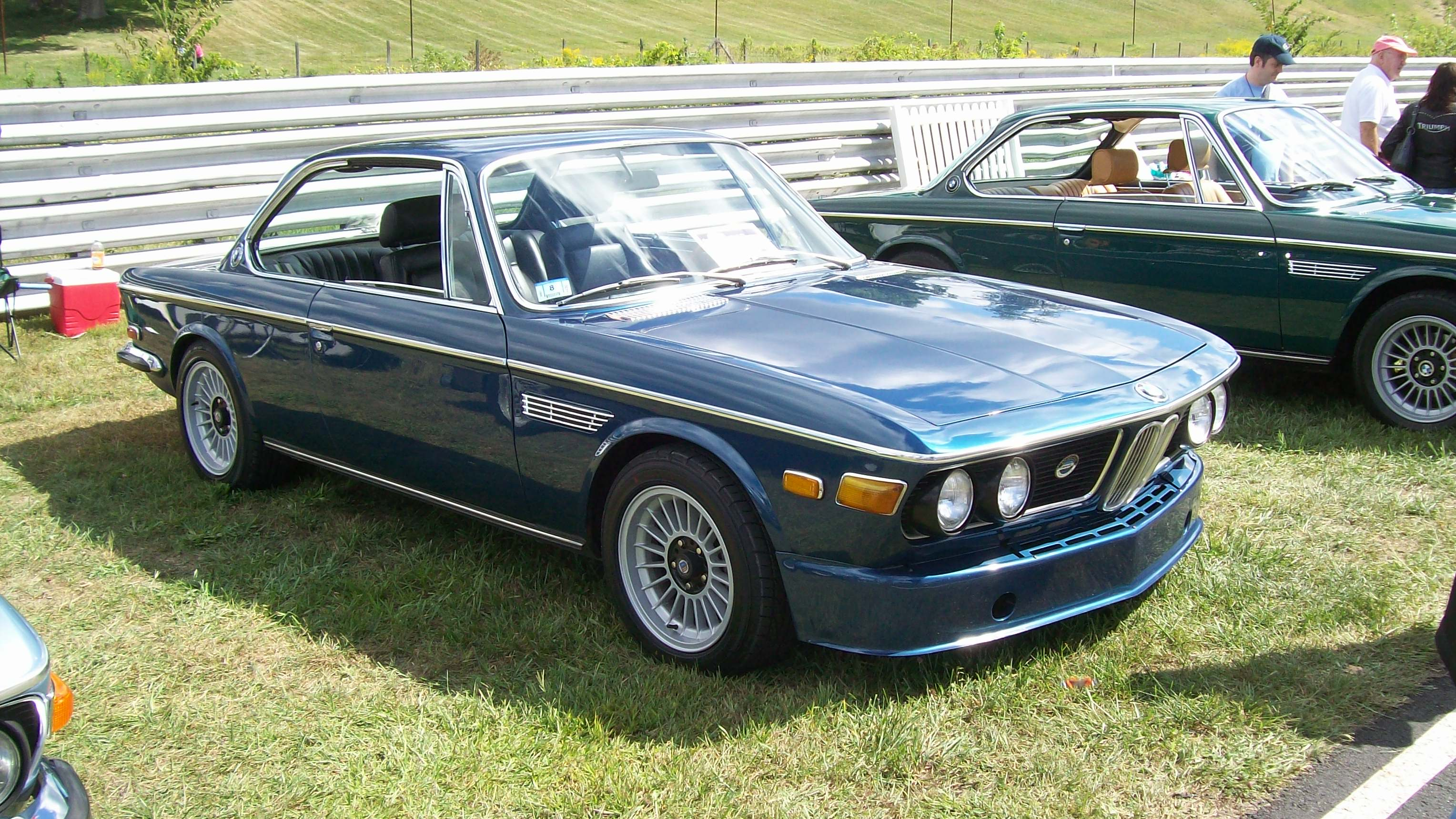 The BMW 3.0 CSL and Similar BMW Models of the Early 70s |