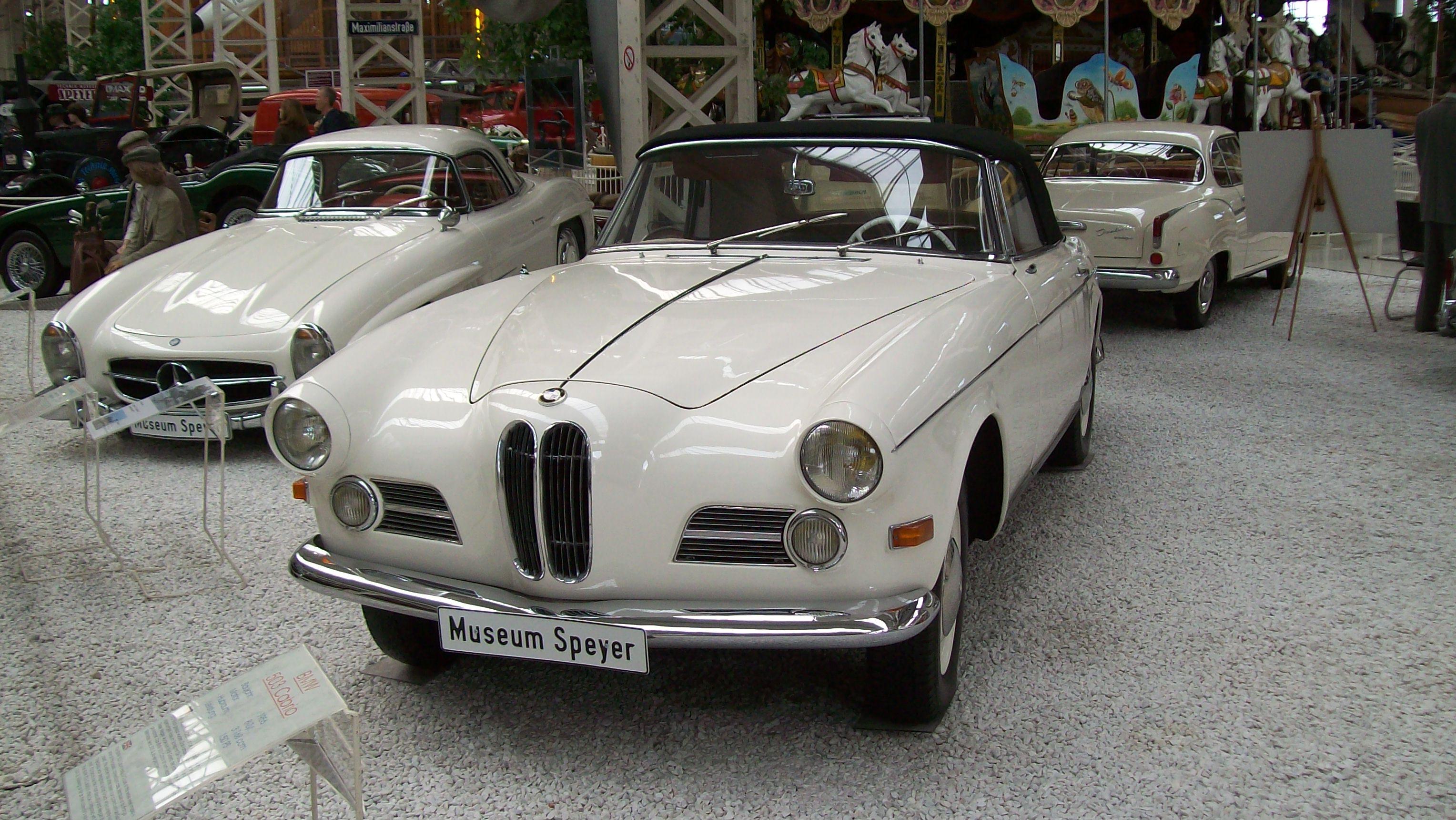 BMW 503 – A Rare German Jewel |