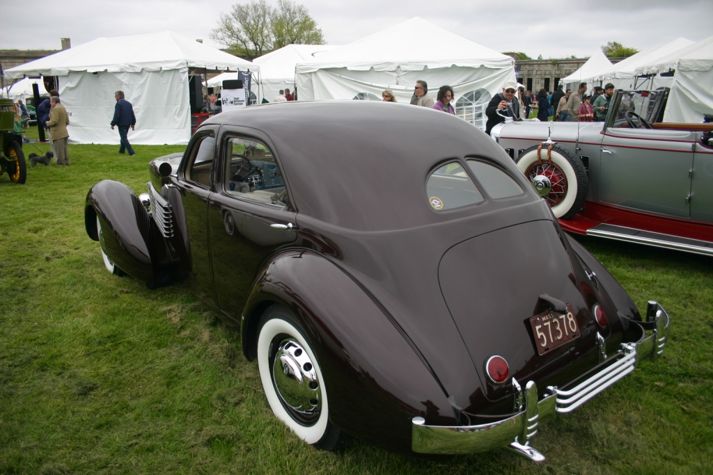 Cord A Car Ahead Of Its Time