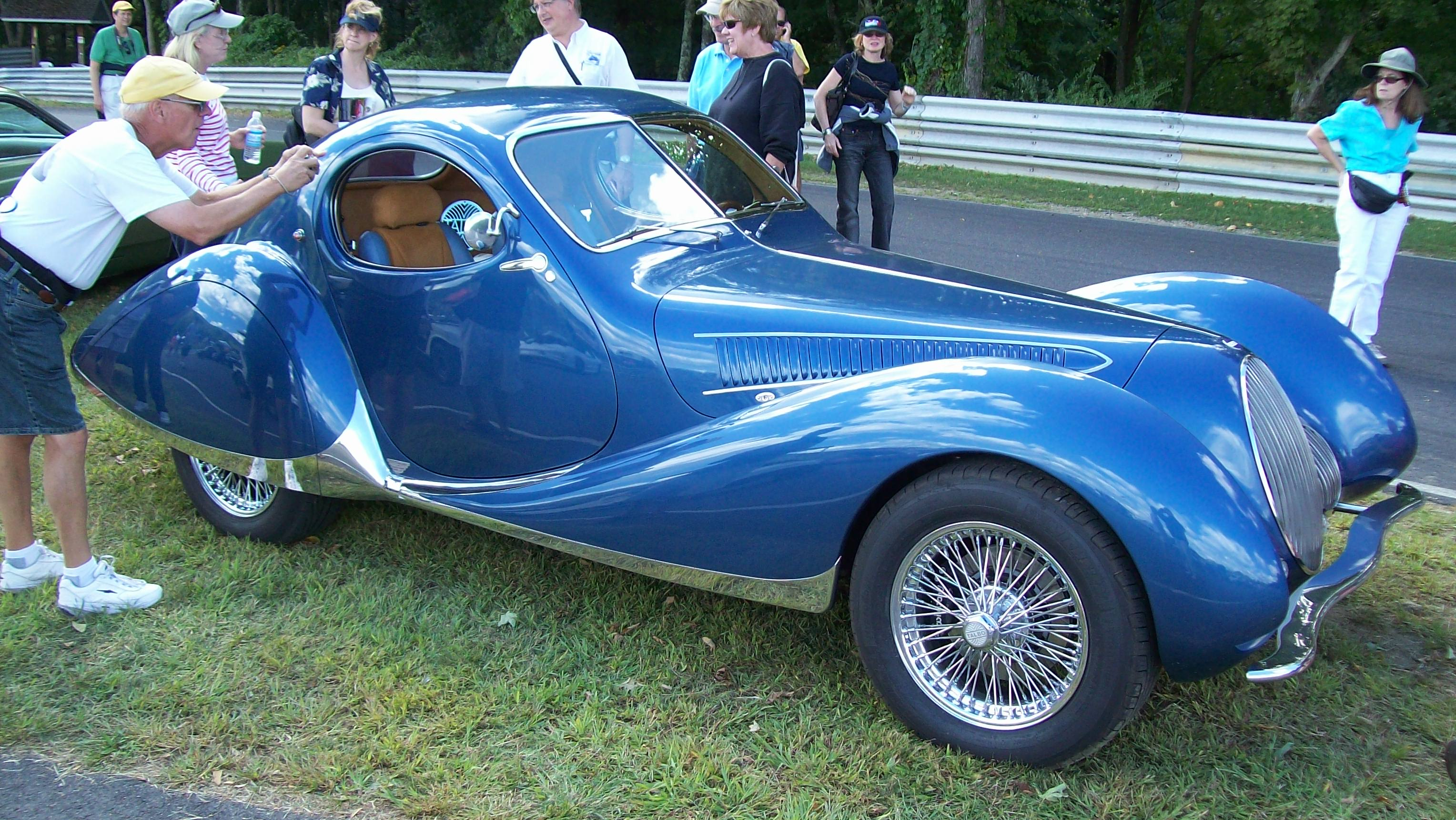 Talbot Lago Cars In The Late 1930s Amp The Lime Rock