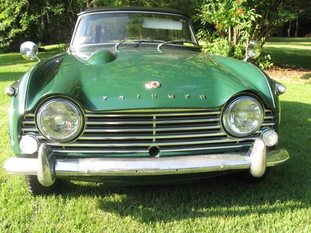 The Triumph TRs – The Triumph TR4A |