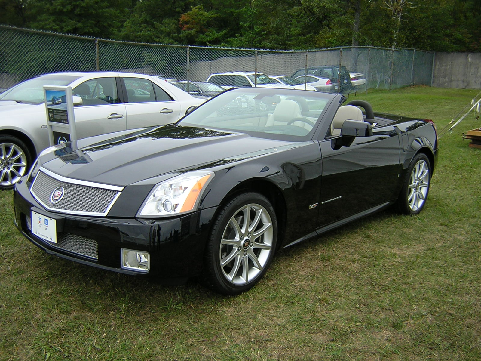 The Overlooked Performance Car The Cadillac Xlr