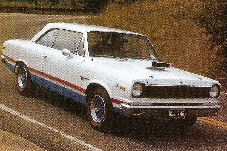AMC SC/Rambler – A Forgotten Muscle Car |