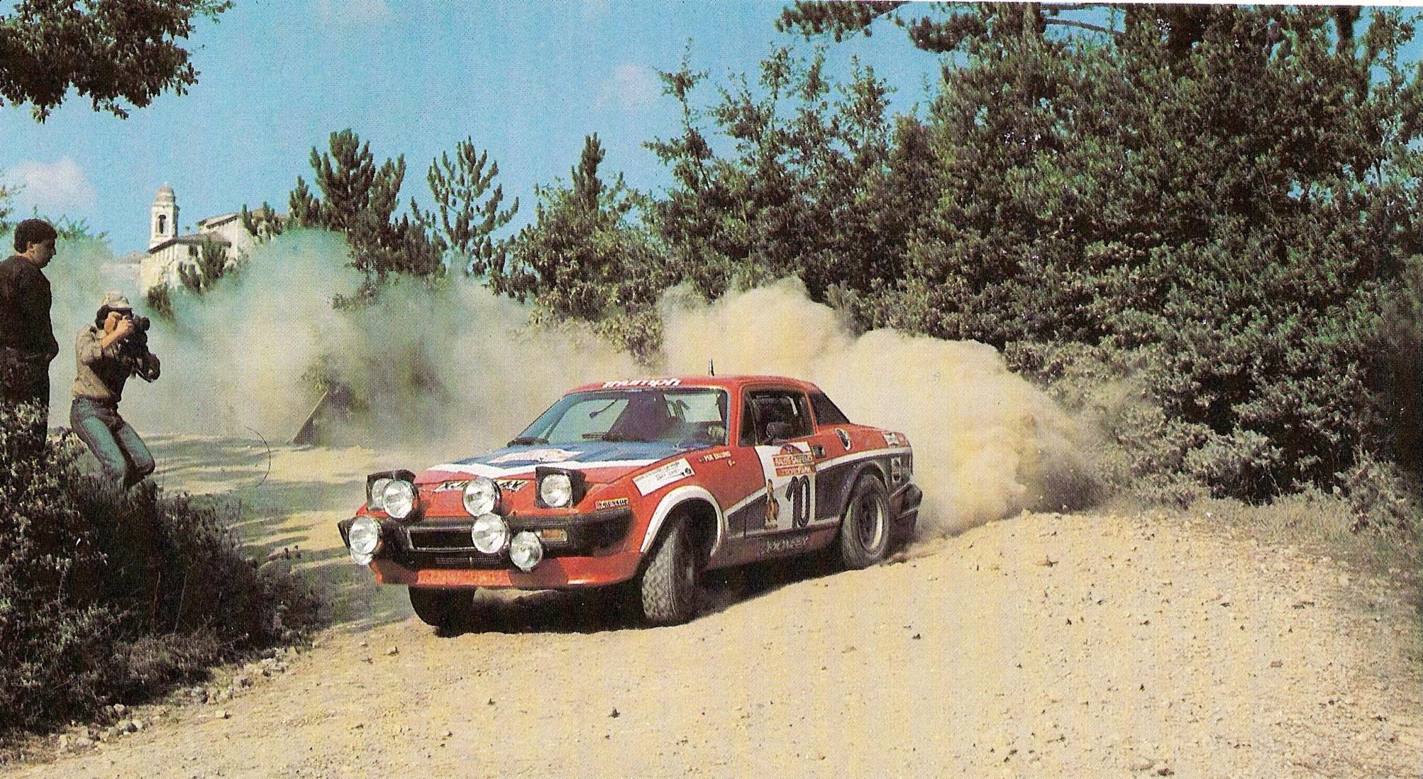 The Triumph TRs – Triumph TR7/TR8 |