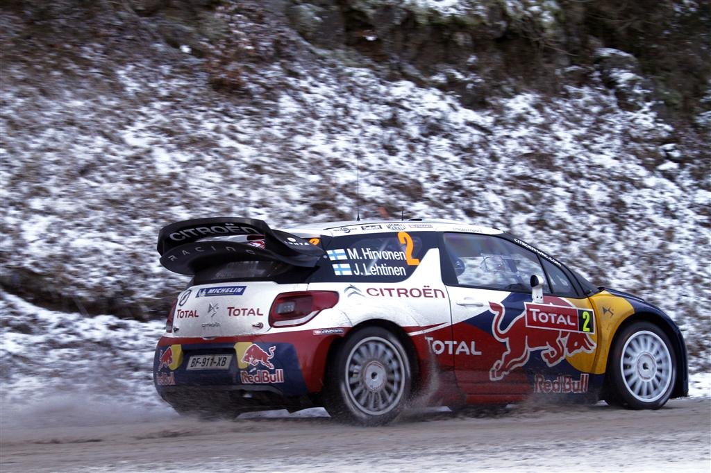 2012 Rallye Monte-Carlo Opens the WRC Season |
