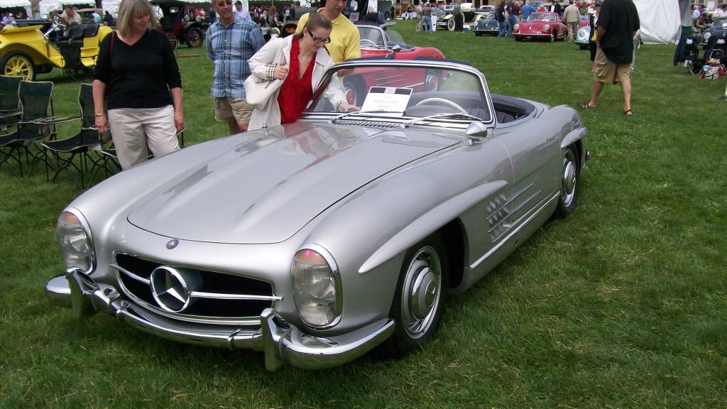 The Mercedes-Benz 300 SL: The Most Desireable 20th Century ...