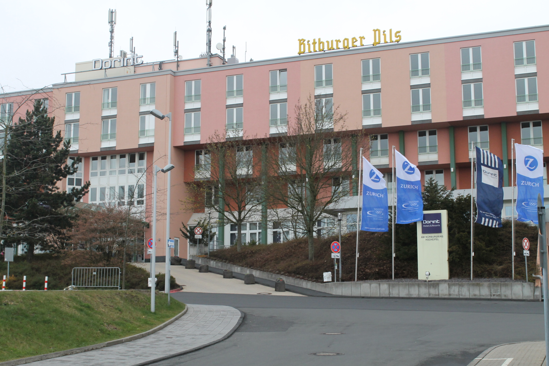 Hotel Nähe Nürburgring