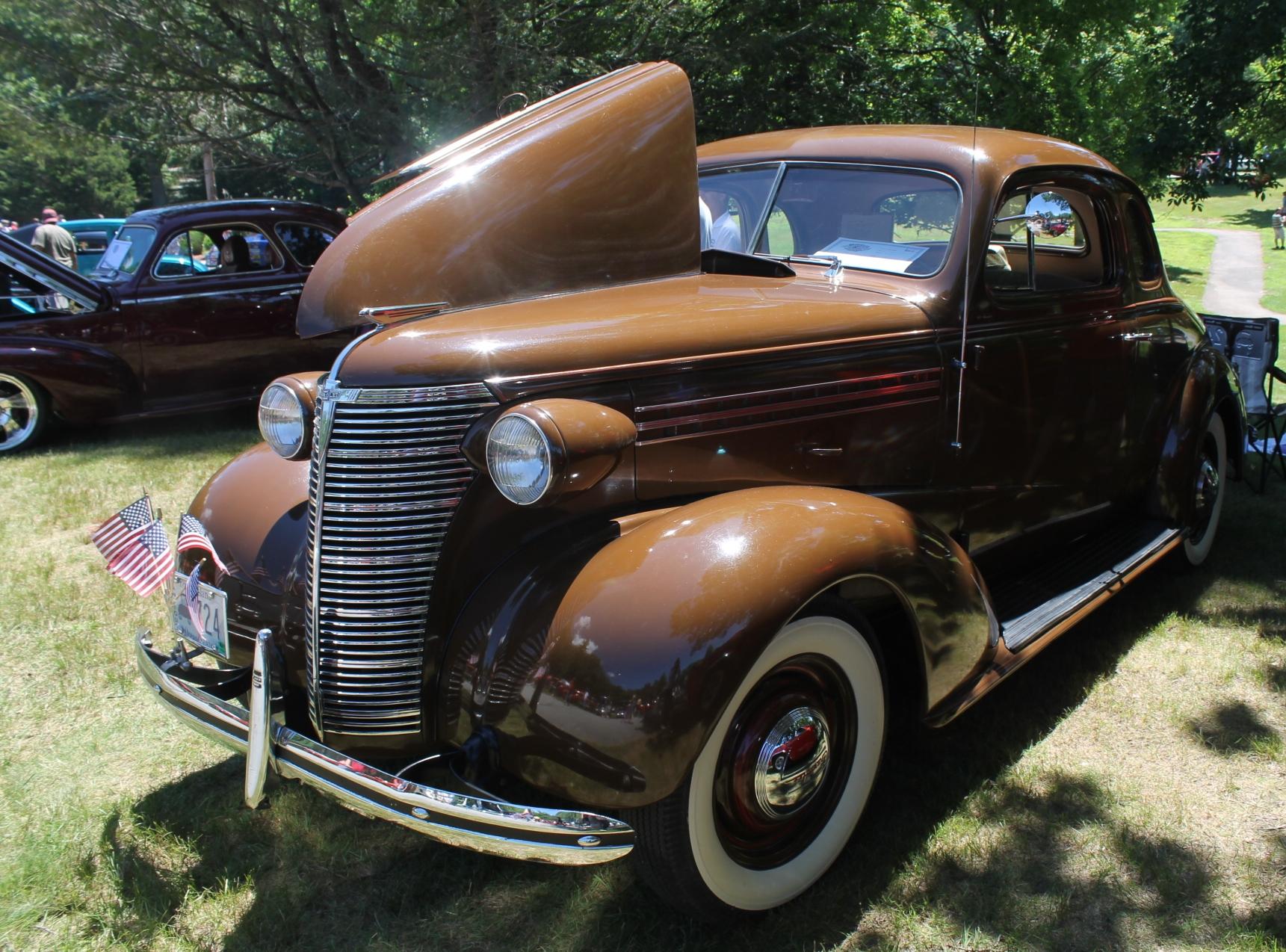 1938 chevrolet two door business coupe for 1938 chevrolet 2 door sedan