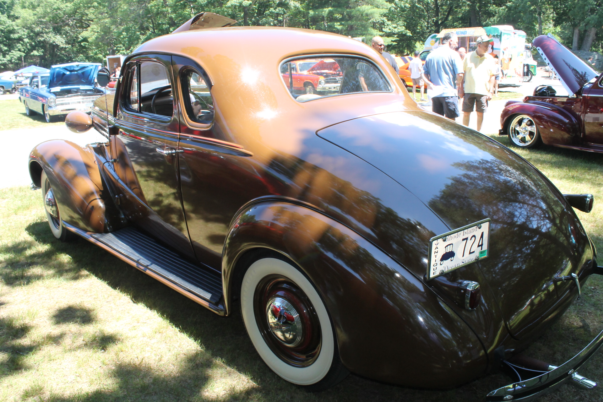 1938 Chevrolet Two-Door Business Coupe |