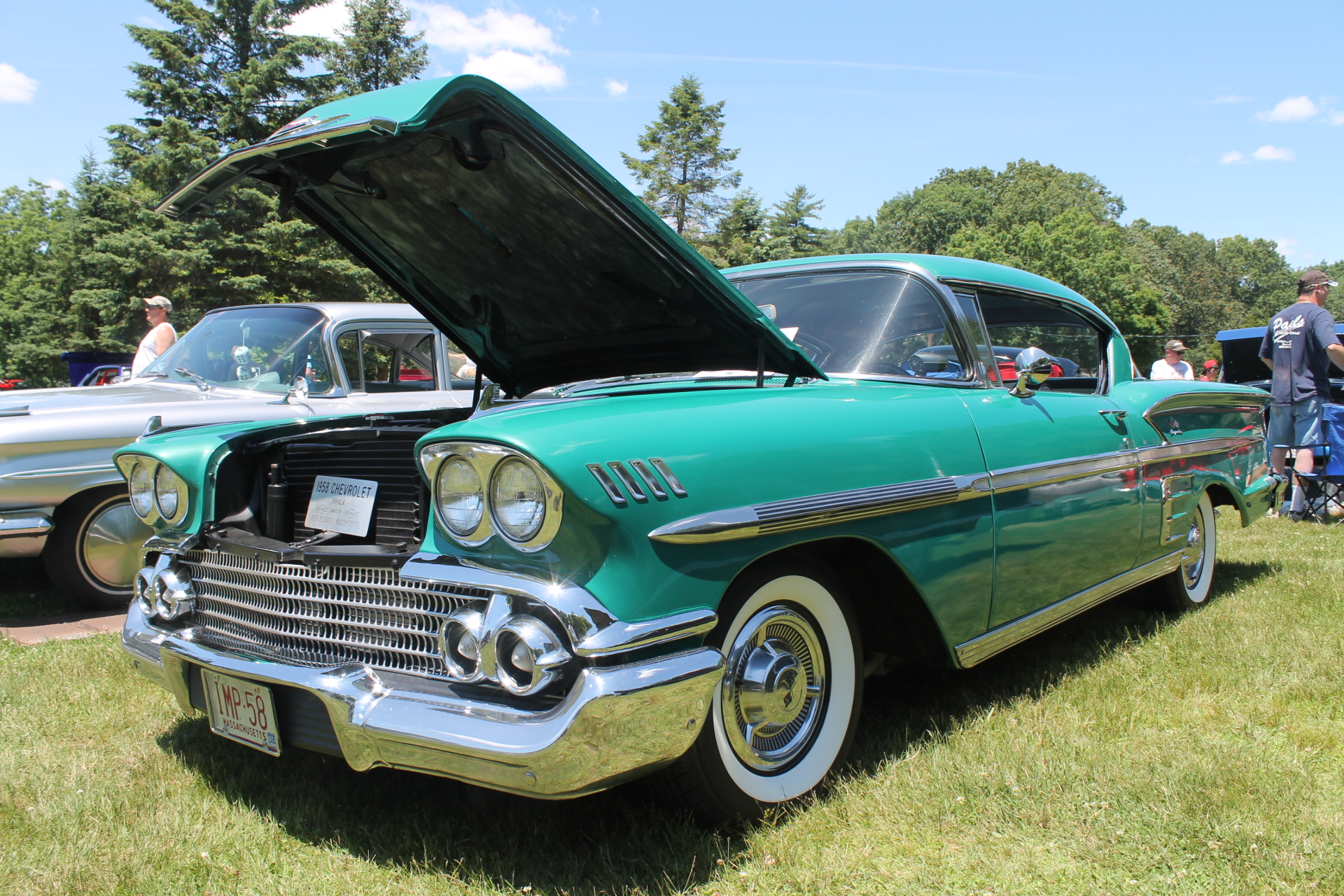1958 Chevrolet Impala A e Year Wonder