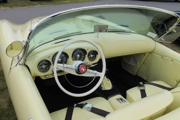 1954 Kaiser-Darrin: America's First Fibergl Sports Car | on