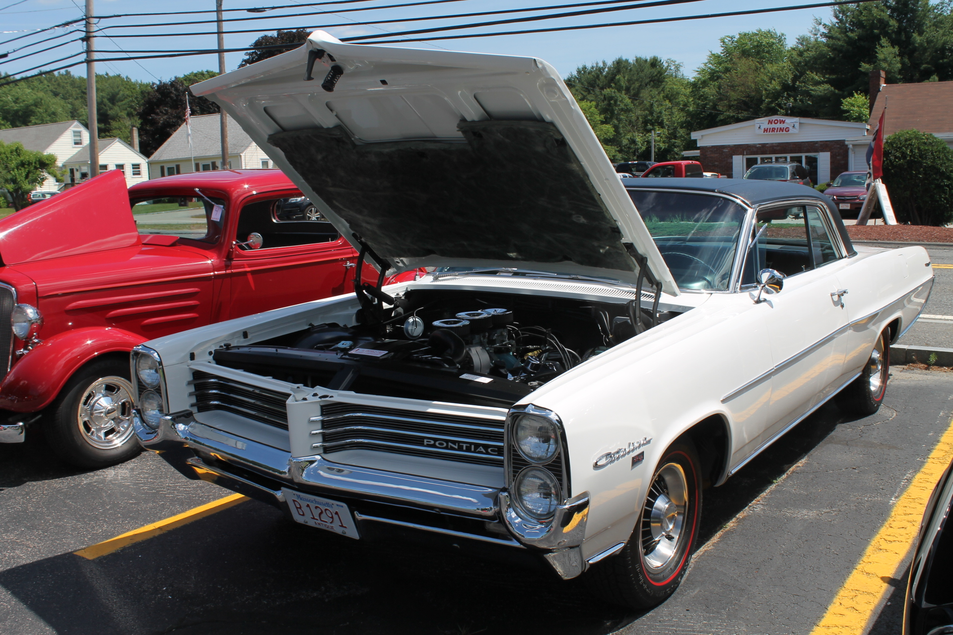 1964 Pontiac Catalina A Big Hot Poncho