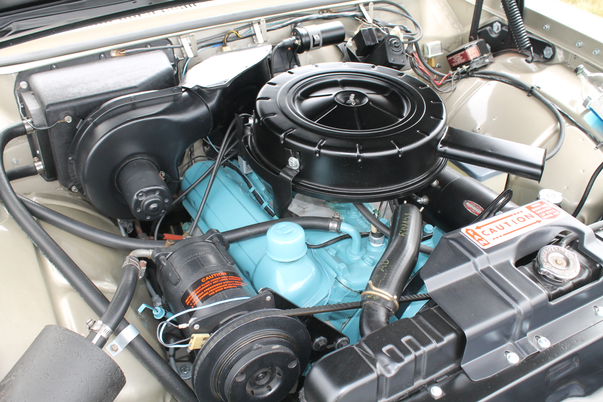 The 1962 Pontiac Tempest: A Car With Half Of An Engine |