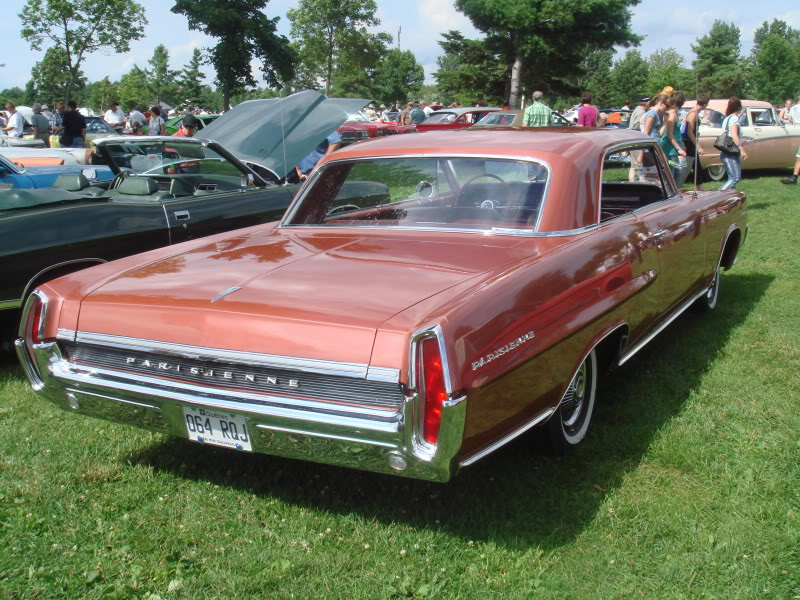1964 Pontiac Catalina A Big Hot Poncho