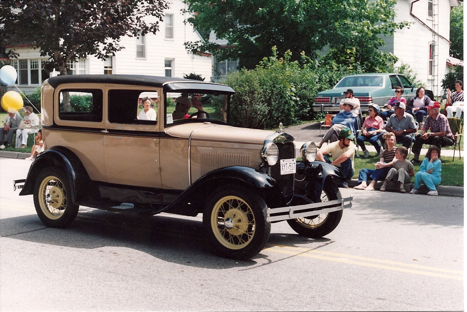 A 1929 Chevrolet A Car From My Past