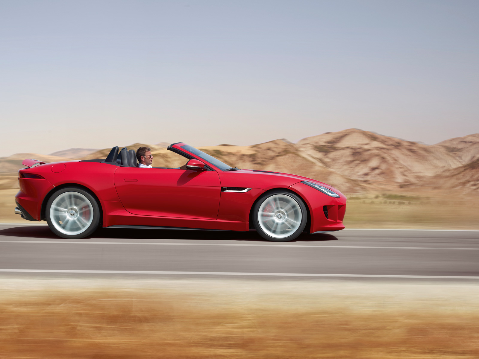 The Jaguar Type F Is Jaguaru0027s First 2 Seat Sports Car ...