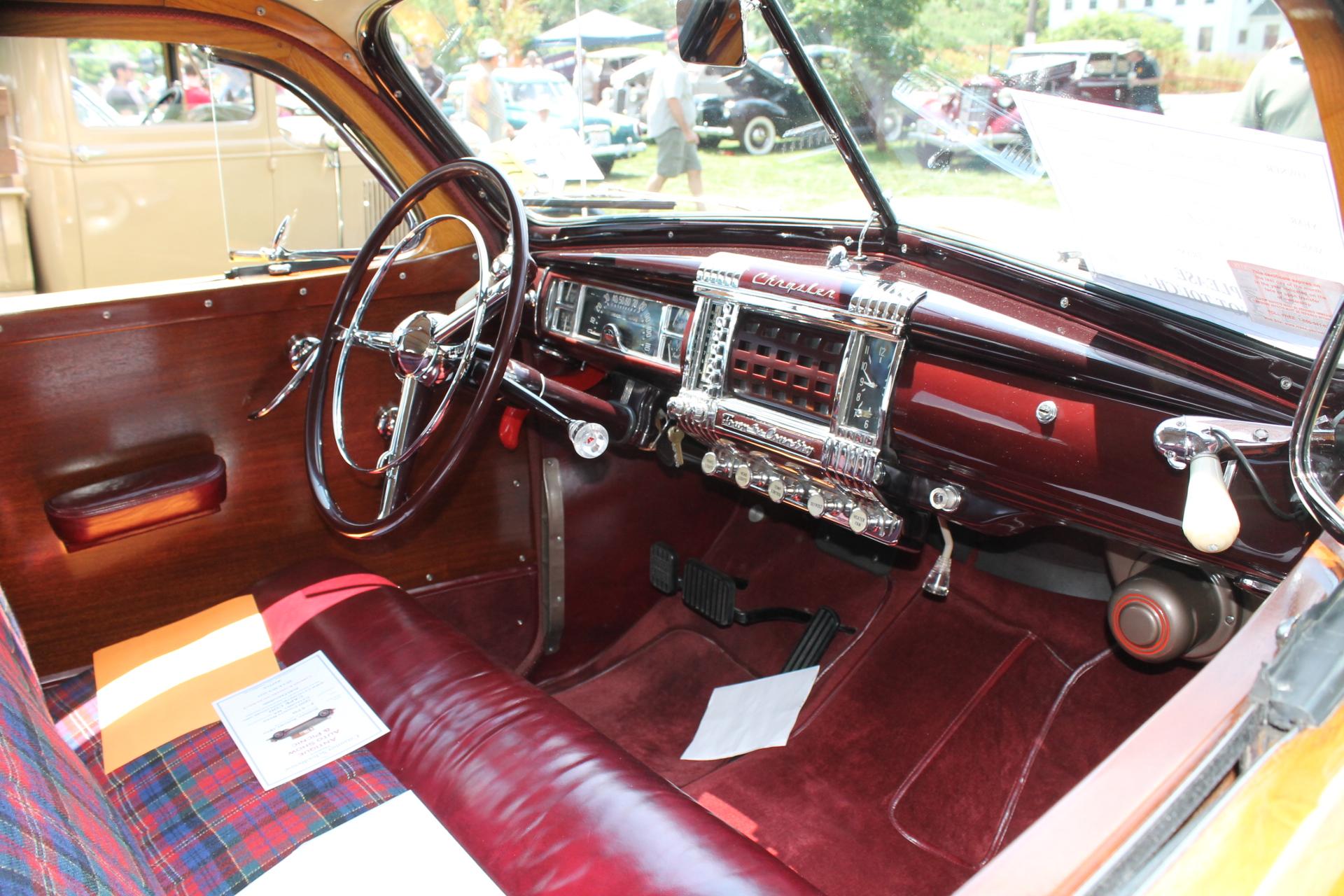 1948 Chrysler Town & Country – An Elegant Woo