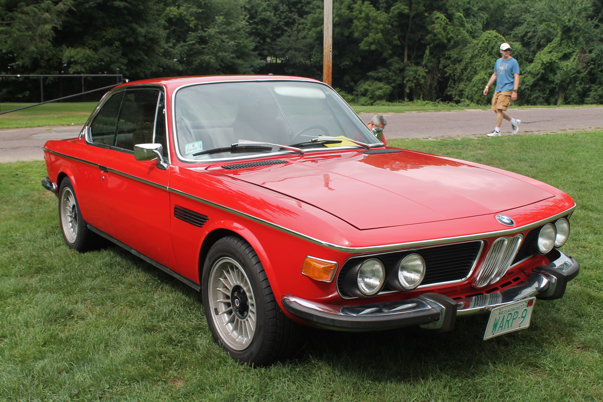 The Bmw 3 0 Csi