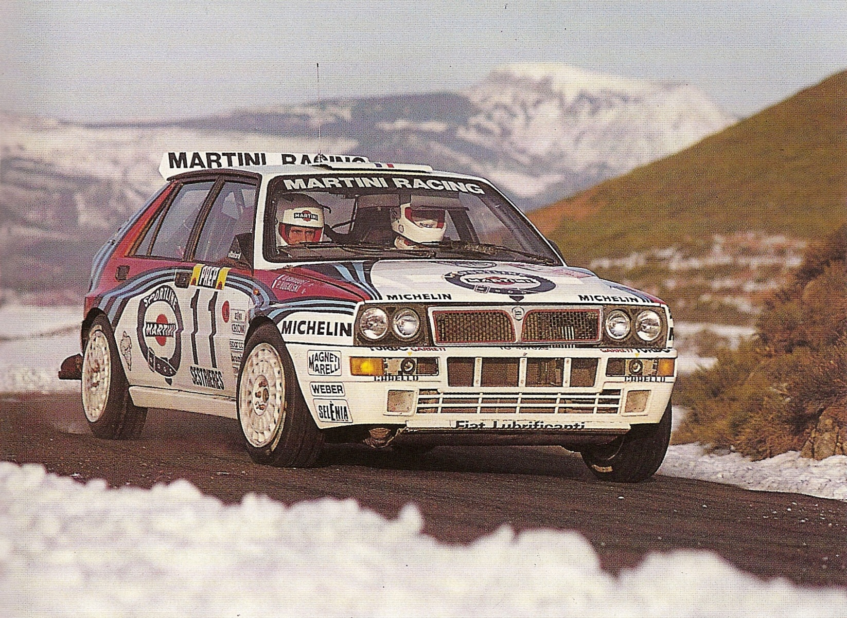 Classic Rally Car Pictures Free Image Gallery