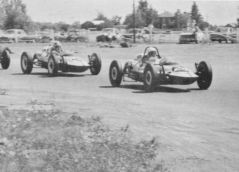 Kelly Formula Vee Race Car 1967