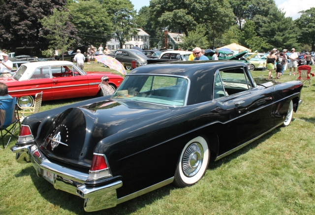 Lincoln Continental MK II 1956 (4)