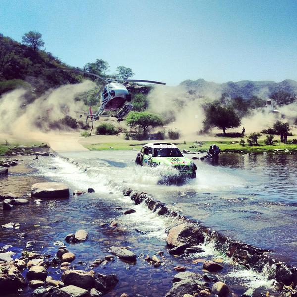 Argentina Water Splash