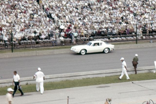 Avanti at 1962 Indy