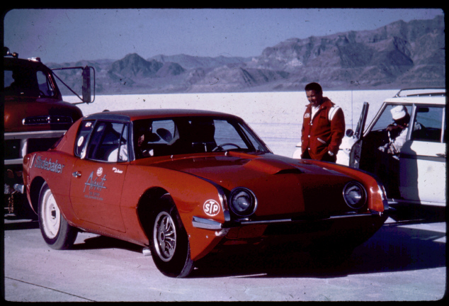 Avanti at Bonneville_1962