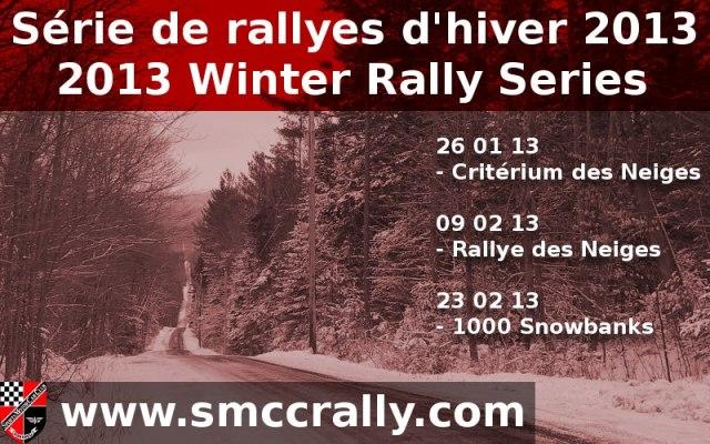 SMCC WinterSeries2013