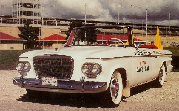 Studebaker Lark 62IndyPaceCar