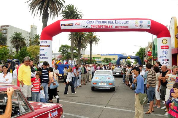 Uruguay 19 Capitales Historico Rally