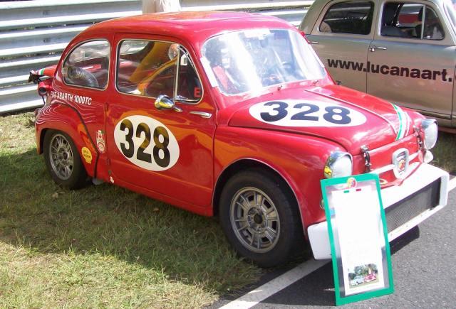 Fiat Abarth 1000TC 1964
