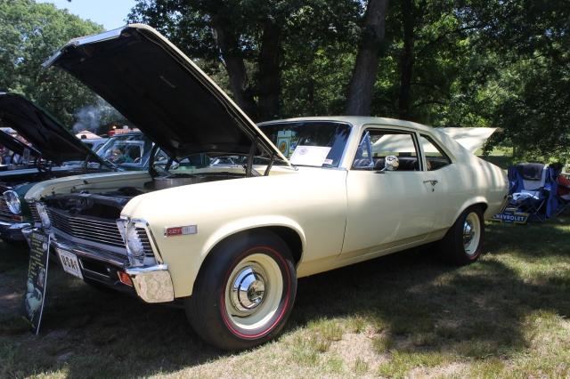 Copo Nova 427 >> 1968 COPO Chevrolet Nova