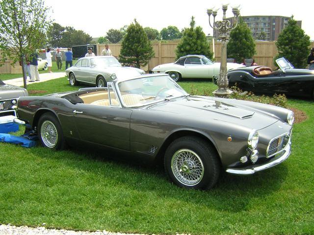 Maserati Spyder 3500 1960 (2)