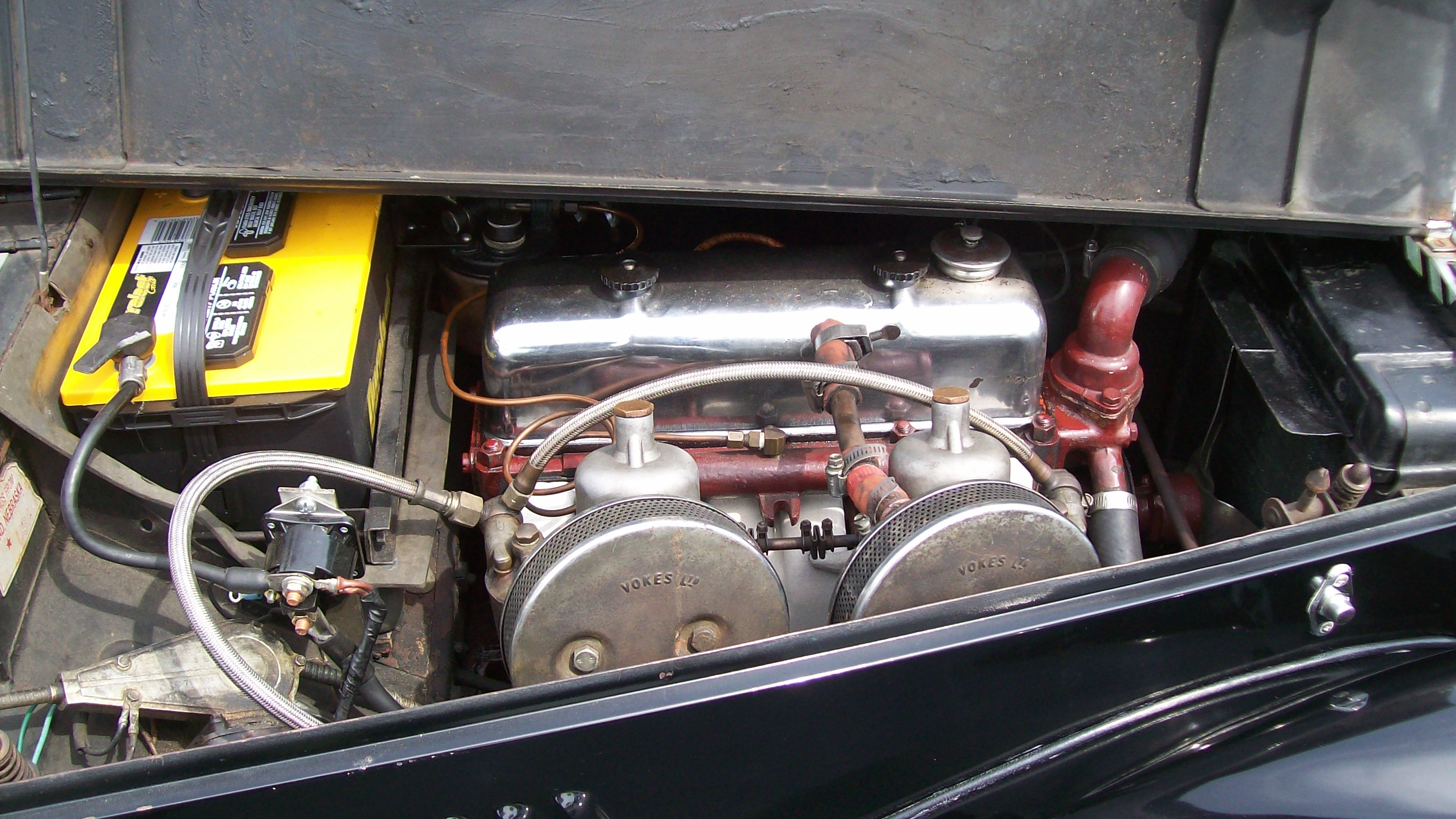 The mg tf disappointed many mg fans 1500cc 63 horsepower mg tf engine vanachro Images