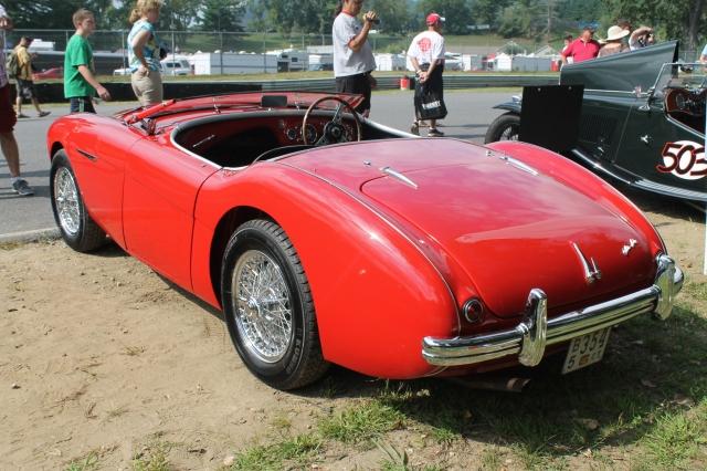 Austin Healey 100 1954 (1)