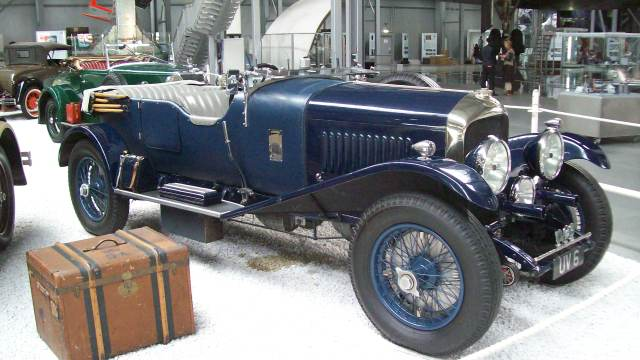 Bentley 45 litre