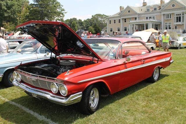 Chevrolet Impala Hardtop 1961 (2)