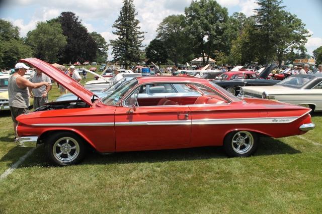 Chevrolet Impala Hardtop 1961 (3)