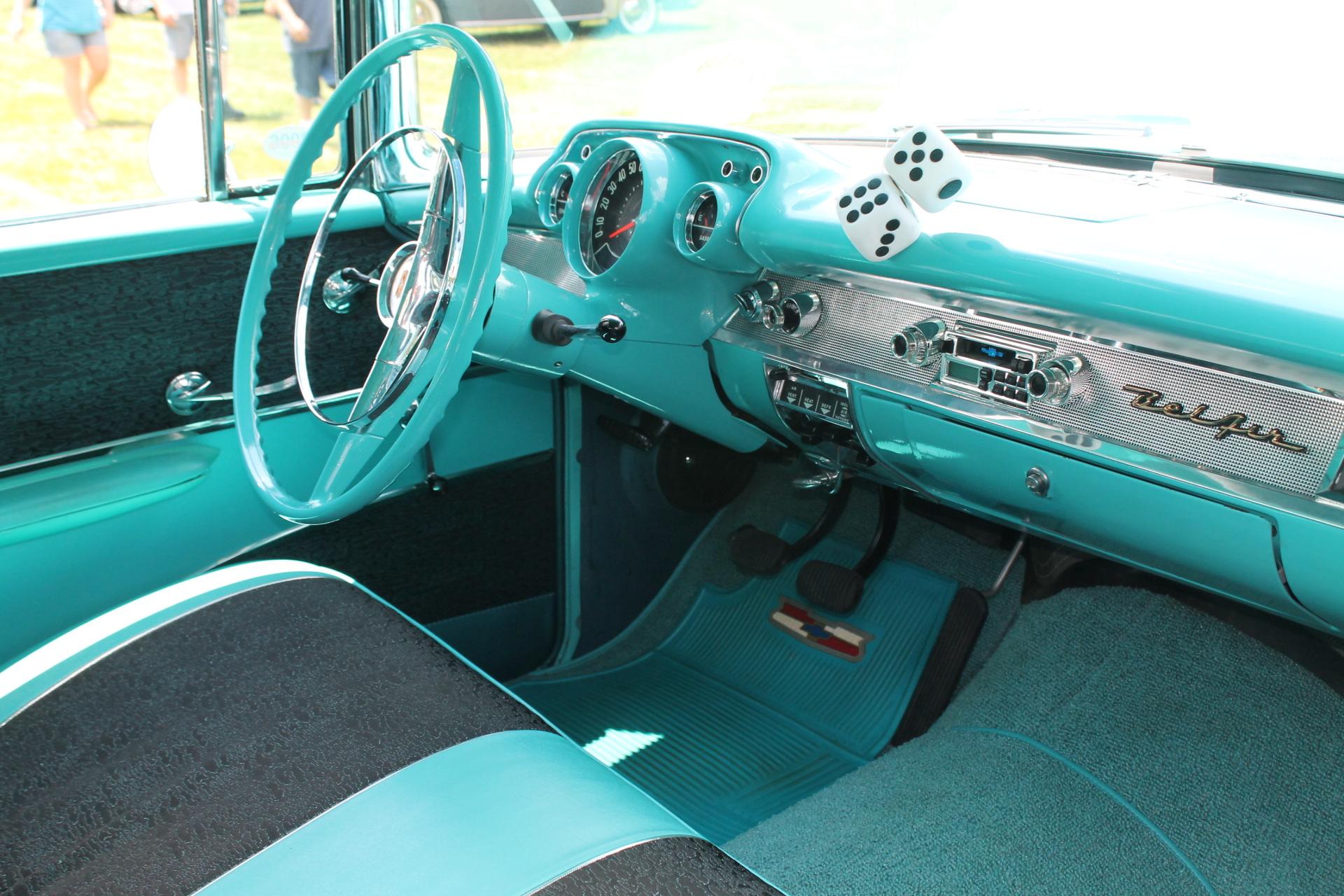 1957 Chevrolet Nomad Station Wagon |