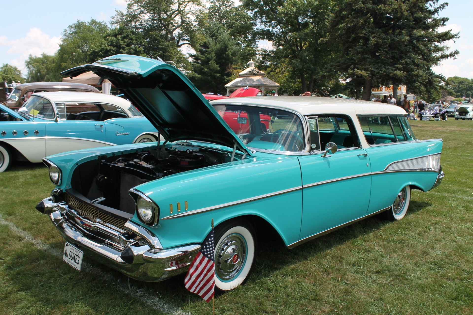 1957 Chevrolet Nomad Station Wagon |