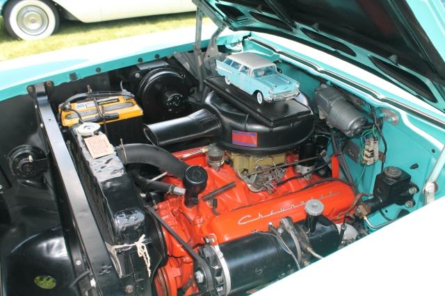 Chevrolet Nomad Wagon 1957 (5)