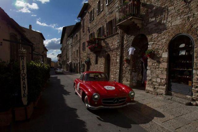 Mille Miglia Penske 2013
