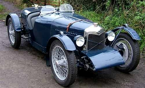 Riley Brooklands 1933