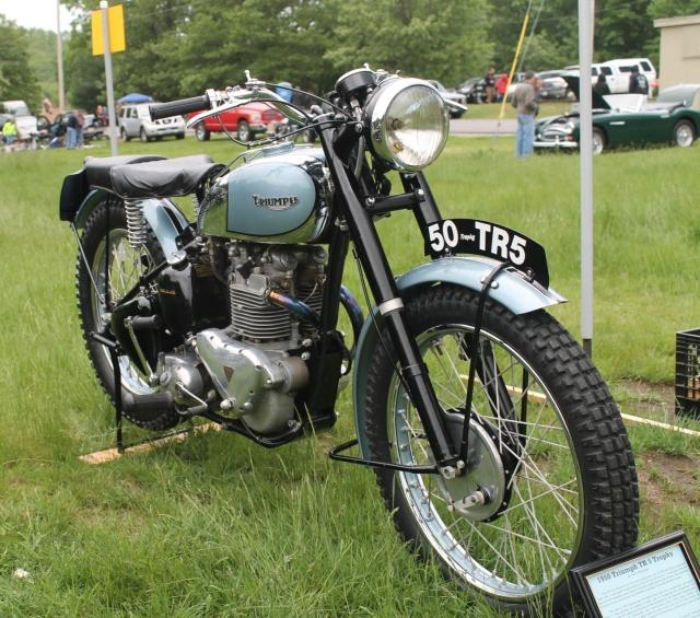 Triumph TR5 1950 (2)