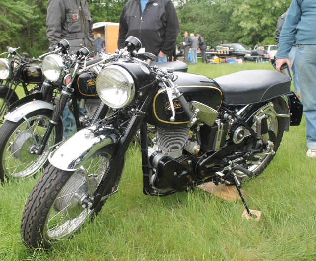Velocette Clubman 1963 (2)