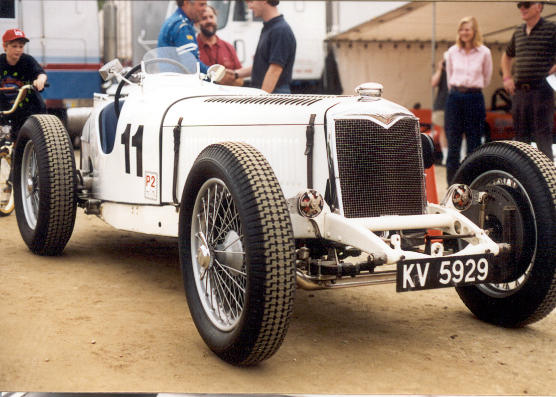 The White Riley The Era And The Healey Cars