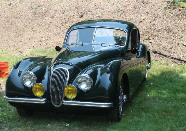 Jaguar XK 120 Coupe (1)