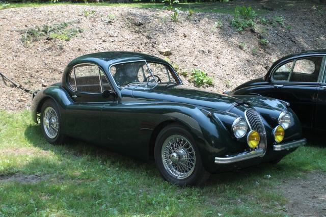 Jaguar XK 120 Coupe (2)